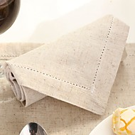 billige Kuvertbrikker-Klassisk Kvadrat Bordskånere Borddekorasjoner 12 pcs