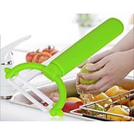 baratos Utensílios de Fruta e Vegetais-Utensílios de cozinha Cerâmica Fofo Formas / Descascador / Fatiador Fruta / Apple 1pç