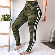 Femme Sortie Sportif Legging - Couleur Pleine Taille haute
