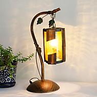 billige Lamper-Enkel Nytt Design Bordlampe Til Stue Metall 220-240V