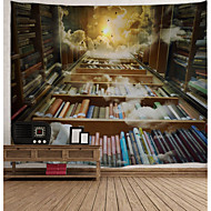 cheap Wall Decor-Novelty / Holiday Wall Decor Polyester Classic / Vintage Wall Art, Wall Tapestries Decoration