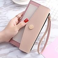 baratos Clutches & Bolsas de Noite-Mulheres Bolsas PU Bolsa de Pulso Botões Verde / Rosa