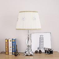 billige Lamper-Traditionel / Klassisk Dekorativ Bordlampe Til Stue / Soverom Metall 220-240V