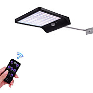 tanie Światła drogi-1 szt. 5 W Światła uliczne LED / Solarna lampa ścienna Wodoodporny / Na energię słoneczną / Przejście kolorów Ciepła biel + biały 3.7 V Oświetlenie zwenętrzne / Dziedziniec / Ogród