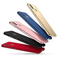 billiga Mobil cases & Skärmskydd-fodral Till Xiaomi Mi 8 / Mi 8 SE Frostat Skal Enfärgad Hårt PC för Xiaomi Mi 8 / Xiaomi Mi 8 SE / Xiaomi Mi 6X(Mi A2)