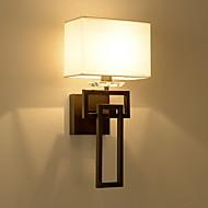baratos -Novo Design / Legal Simples / Moderno / Contemporâneo Luminárias de parede Sala de Estar / Quarto Metal Luz de parede 220-240V 40 W
