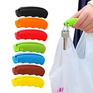 Χαμηλού Κόστους Ράφια & Στγρίγματα-Οργάνωση κουζίνας Ράφια & Στγρίγματα σιλικόνη Χαριτωμένο / Δημιουργική Κουζίνα Gadget 1pc