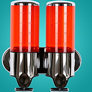 Χαμηλού Κόστους Soap Dispensers-Ντισπένσερ για σαπούνι Νεό Σχέδιο / Αυτόματο Σύγχρονο Ανοξείδωτο Ατσάλι / Σίδηρο / ABS + PC 1pc - Μπάνιο Επιτοίχιες
