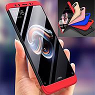 Etui Til Xiaomi Mi 6X Stødsikker Fuldt etui Ensfarvet Hårdt PC for Xiaomi Mi 6X(Mi A2)