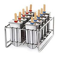 billige Bakeredskap-Bakeware verktøy Rustfritt stål GDS Is / kjærlighet på pinne Dessertverktøy 1pc