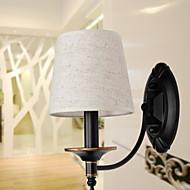baratos Arandelas de Parede-Novo Design Moderno / Contemporâneo Luminárias de parede Sala de Estar / Quarto Metal Luz de parede 220-240V 25 W