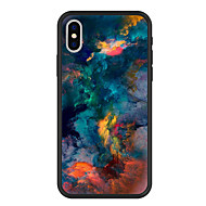 Pouzdro Uyumluluk Apple iPhone X / iPhone 8 Plus Temalı Arka Kapak Manzara Sert Arkilik için iPhone X / iPhone 8 Plus / iPhone 8