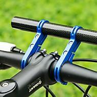 Fahrradlenker-Verlängerung Werkzeughalter für Rennrad Geländerad Faltrad Aluminiumlegierung Radsport Schwarz Schwarz / Rrot Bule / schwarz 1 pcs