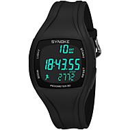 Χαμηλού Κόστους Αθλητικό Ρολόι-SYNOKE Ανδρικά Αθλητικό Ρολόι Ψηφιακό ρολόι Ψηφιακό Μαύρο / Λευκή / Γκρι 50 m Ανθεκτικό στο Νερό Ημερολόγιο Χρονογράφος Ψηφιακό Μοντέρνα - Σκούρο μπλε Γκρίζο Πράσινο / Χρονόμετρο / Νυχτερινή λάμψη