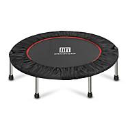 tanie Sprzęt i akcesoria fitness-Składana trampolina Z 1 pcs 101 cm Średnica Tkanina Oxford / PP Rozciągliwe, Bezpieczeństwo, Mocny Wzmacnianie mięśni, Szkolenie, Wzmocnienie całego ciała Dla Fitness / Siłownia / Trening Dla obu płci