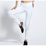 Dames Dagelijks Sportief Legging - Effen, Netstof Medium Taille