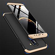 tok Για Samsung Galaxy A6+ (2018) / A6 (2018) Παγωμένη Πίσω Κάλυμμα Μονόχρωμο Σκληρή PC για A6 (2018) / A6+ (2018) / A8 2018