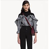 Krave Dame - Stribet I-byen-tøj Skjorte