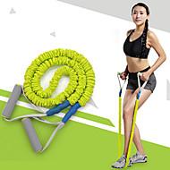 tanie Sprzęt i akcesoria fitness-Taśmy oporowe Z Z uchwytem do drzwi Nylon / ABS / Naturalny lateks Rozciągać, 40 lb Trening siłowy, Fizykoterapia, Trening oporowy Dla Fitness / Siłownia / Trening Dla obu płci