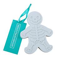 billige Bakeredskap-Bakeware verktøy Plast Smuk / Halloween Brød / Til Småkake Robot Cake Moulds 1pc