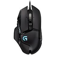 Logitech g502 hero mouse de alto rendimiento para juegos