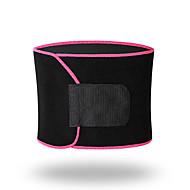 tanie Sprzęt i akcesoria fitness-Pas treningowy / Pas typu sauna Z 1 pcs Terylen 3D, Rozciągliwe Utrata wagi, Spalacz tłuszczu na brzuchu, Spalonych kalorii Dla Joga / Fitness / Kulturystyka Talia Sport Outdoor