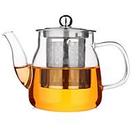 billige Kaffe og te-glass Varmebestandig / Te Uregelmessig 1pc vannkoker