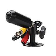 1/3 ccd 800tvl ccd mini extérieure invisible 10pcs ir 940nm leds 0 lux vision nocturne cctv camerainch micro caméras