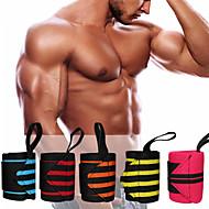 baratos Equipamentos & Acessórios Fitness-Handgelenksschoner Com 1 pcs Náilon Ajustável, Elástico, Protetor de Punho Respirável, Anti-desgaste Para Masculino / Feminino Exercício e Atividade Física / Ginásio / Exercite-se pulso