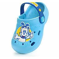 baratos Sapatos de Menino-Para Meninos / Para Meninas Sapatos PVC Primavera / Verão Conforto Chinelos e flip-flops para Bébé Rosa claro / Azul Claro / Azul Real