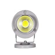 tanie Naświetlacze-1 szt. 12 W Reflektory LED / Światła do trawy Wodoodporny / Nowy design / Dekoracyjna Ciepła biel / Biały 12 V / 85-265 V Oświetlenie zwenętrzne / Dziedziniec / Ogród 1 Koraliki LED