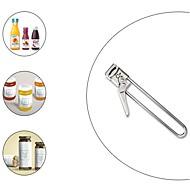 tanie Akcesoria kuchenne-Narzędzia kuchenne Nierdzewny Wielofunkcyjne / Wygodny uchwyt / Kreatywny gadżet kuchenny Otwieracze Akcesoria kuchenne 1 szt.
