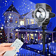baratos Focos-KWB 1pç 5 W Focos de LED Impermeável / Regulável / Decorativa Branco / Multicolorido 100-240 V Iluminação Externa / Pátio / Jardim 4 Contas LED