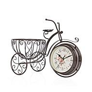 billige Veggklokker-klokke tavle klokke moderne / moderne / mote plast&metall uregelmessig