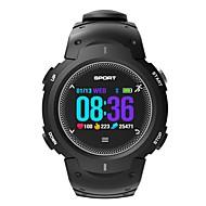 tanie Inteligentne zegarki-Inteligentny zegarek df13 na iOS / Android Pulsometr / Wodoodporne / Spalone kalorie / Długi czas czuwania / Informacje Krokomierz / Powiadamianie o połączeniu telefonicznym / Rejestrator snu / Budzik