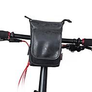 Χαμηλού Κόστους Κάλυμμα ποδηλάτου-RHINOWALK Τσάντα για τιμόνι ποδηλάτου / Ποδηλασία Σακίδιο 6 inch Ποδηλασία για iPhone 8/7/6S/6 Καφέ