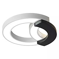billige Taklamper-QIHengZhaoMing Takplafond Omgivelseslys 110-120V / 220-240V LED lyskilde inkludert