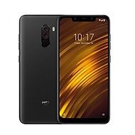 "Xiaomi Pocophone F1 Global Version 6.18 inch "" โทรศัพท์สมาร์ทโฟน 4G (6GB + 128GB 5 mp / 12 mp Snapdragon 845 4000 mAh mAh) / ద్వంద్వ కెమెరాలు"