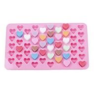 billige Bakeredskap-Bakeware verktøy Silikongel 3D / GDS Kake / Sjokolade / For Iskrem Rund Cake Moulds 1pc
