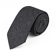 tanie Akcesoria dla mężczyzn-Męskie Do biura / Podstawowy Krawat Jendolity kolor