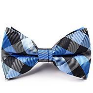 Homens Festa / Básico Gravata Borboleta - Laço Listrado / Estampa Colorida