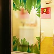 tanie סרטים ומדבקות לחלון-Folie okienne i naklejki Dekoracja Zwyczajny Nadruk Polichlorek winylu Naklejka okienna