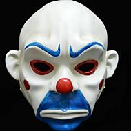 baratos -Decorações de férias Decorações de Halloween Máscaras de Dia das Bruxas Festa / Decorativa / Legal Branco 1pç