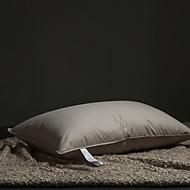 billige Hjemmetekstiler-komfortabel overlegen kvalitet sengen pute komfortabel pute grå duck ned 100% bomull
