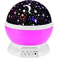 cheap Lamps-1pc Night Lamp Sky Scene LED Lighting Projector Lamp Galaxy Starry Sky Glow Romantic Gift