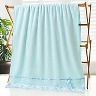 tanie Ręcznik kąpielowy-Najwyższa jakość Ręcznik kąpielowy, Rysunek Bawełniano-poliestrowy Łazienkowe 1 pcs