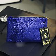 baratos Clutches & Bolsas de Noite-Mulheres Bolsas Náilon Bolsa de Mão Ziper Roxo / Fúcsia / Azul Céu
