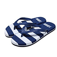 baratos Sapatos Masculinos-Homens Sapatos Confortáveis EVA Verão Casual Chinelos e flip-flops Branco / azul