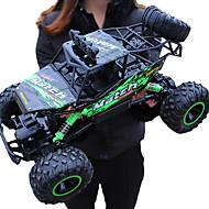Машинка на радиоуправлении Giantfoot Monster Truck Crawlers 4WD 4 канала 2.4G Багги (внедорожник) / Скалолазание автомобилей / 4WD 1:12 9 km/h