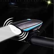 billige Sykkellykter og reflekser-Frontlys til sykkel Sykkellykter Sykling Vanntett, Roterbar, Bærbar Oppladbart Batteri 2200 lm Oppladbart / Strøm Naturlig Hvit